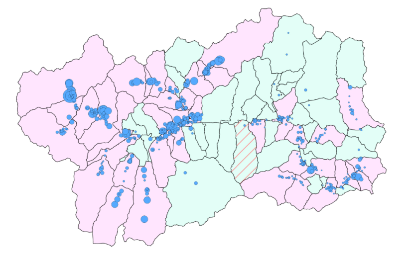 radon valle d'aosta